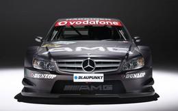 Mercedes bientôt en V8 Supercar?