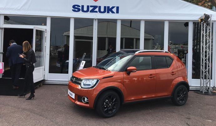 Suzuki : hybride pour tous - Vidéo en direct du salon de Monaco 2017