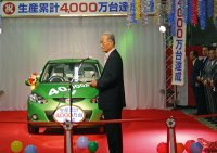 Mazda : et de 40 millions !