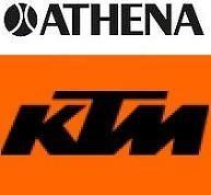 Partenariat entre KTM et le groupe Athéna
