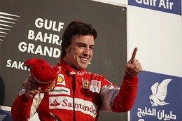 F1 Bahreïn-les meilleurs tours en course : Alonso encore