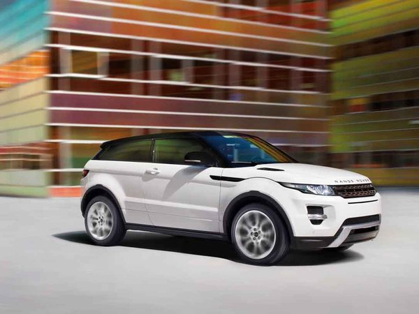 range rover evoque r avec le nouveau v6 jaguar. Black Bedroom Furniture Sets. Home Design Ideas