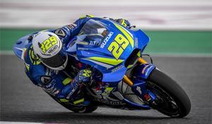 MotoGP - Tests Qatar J.2: Iannone et la Suzuki retrouvés!