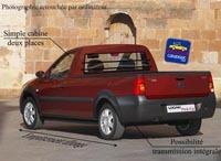 Dacia Logan Van et pick-up: commercialisation imminente?