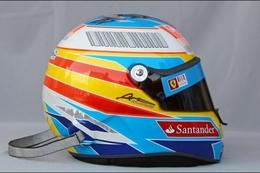 F1 : les couleurs des pilotes 2010