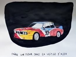 (Minuit chicanes - Spécial 24 Heures du Mans) Un concours pour réaliser la prochaine Art Car?
