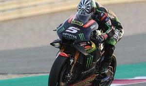 MotoGP - Tests Qatar J.2: Zarco quatrième et premier Yamaha