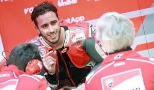 MotoGP: Dovizioso ne cache pas qu'il est un prétendant au titre