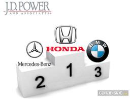Enquête de satisfaction J.D. Power : Honda toujours en tête, Mercedes et BMW suivent, Dacia en embuscade !