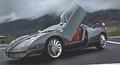 Spyker C12 Zagato: pour plus tard