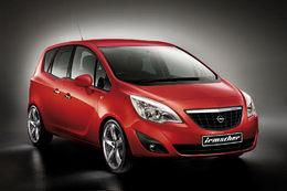 Nouvel Opel Meriva : déjà revu par Irmscher