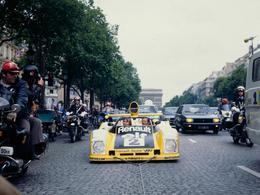 Alpine-Renault présent en force au Mans Classic