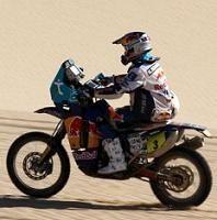 Rallye des Pharaons : La 2ème étape pour Helder Rodrigues