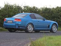 La mule VW Phaeton CC: première sortie