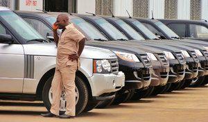 Insolite: la présidence du Ghana a perdu 200 véhicules