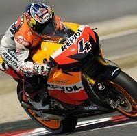 Moto GP - Catalogne: Dovi se serait bien vu imiter Rossi