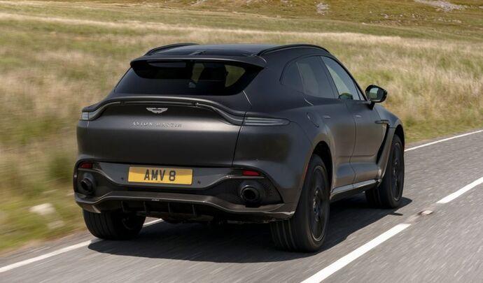 Aston Martin lancera sa première électrique en 2025