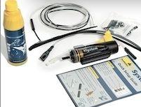 Scottoiler: kits de lubrification de chaîne V-System, V-Touring et E-System