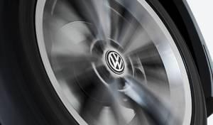 Volkswagen : des caches de roues qui restent à niveau