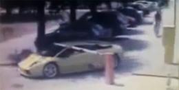 [Vidéo] La Lamborghini Murcielago vous fait économiser votre argent en ticket de parking