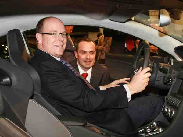 Accueil princier pour la Furtive-eGT d'Exagon Motors