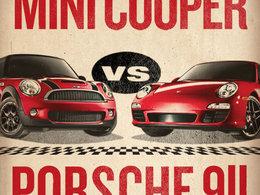 Buzz : Mini USA défie Porsche ... qui décline