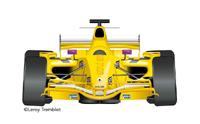 Nouvelle Formule Renault 3.5 V6 2008