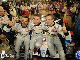 24h du Mans : les Peugeot en force, Bourdais en pole