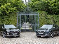 Comparatif - Hyundai Santa Fe VS Seat Tarraco: menace imprévue