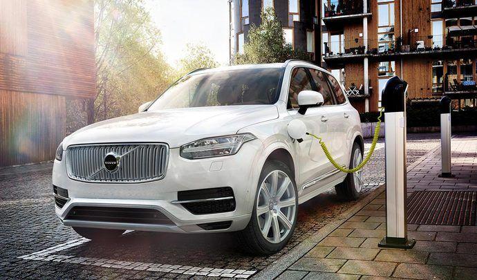 Volvo : une électrique à très grande autonomie d'ici 2019