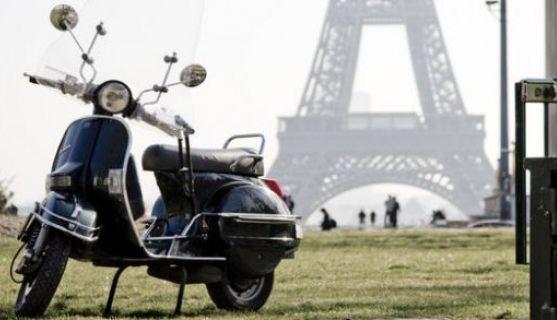 Une campagne pour encourager les Français à passer au deux-roues motorisé