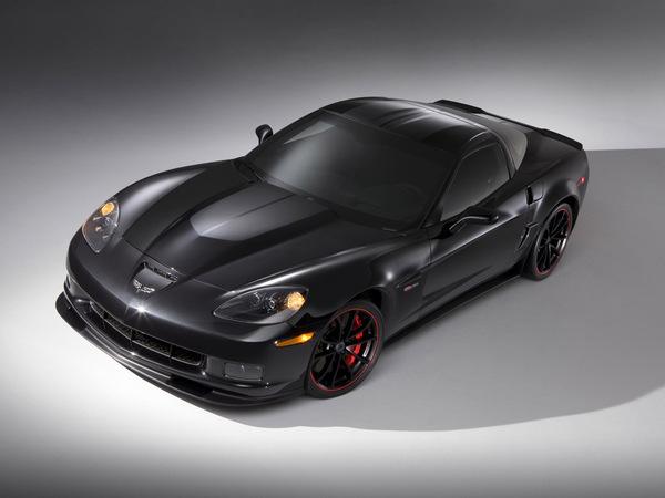 La Corvette 2012 se dévoile...