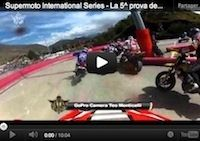 Supermotard, championnat Internationnal d'Italie 2012, round 5: la vidéo