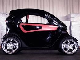 La 1ère Renault Twizy tunée...