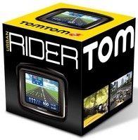 Ça sent le départ en vacances, voici le Tom Tom Urban Rider.