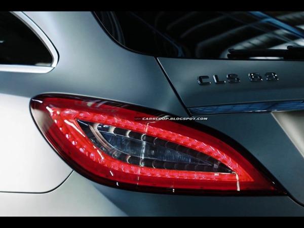 (Vidéo) Mercedes CLS 63 AMG Shooting Brake: déjà là!