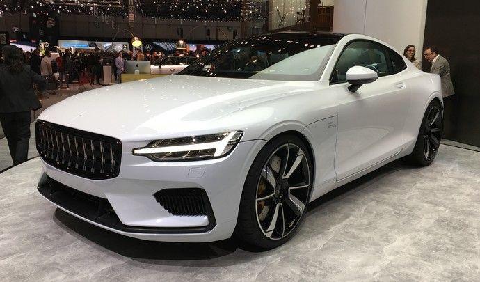 Polestar 1 : un coupé hybride pour (bien) commencer - Vidéo en direct du salon de Genève 2018