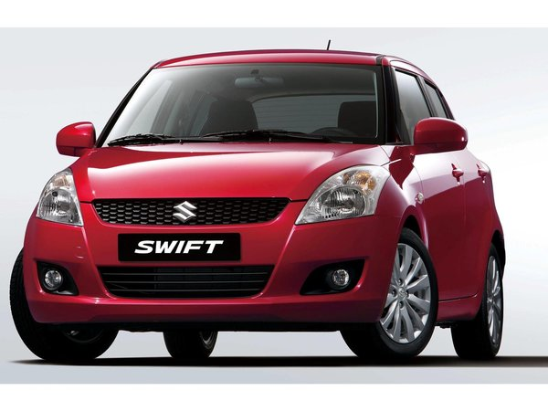 Nouvelle Suzuki Swift : premières photos