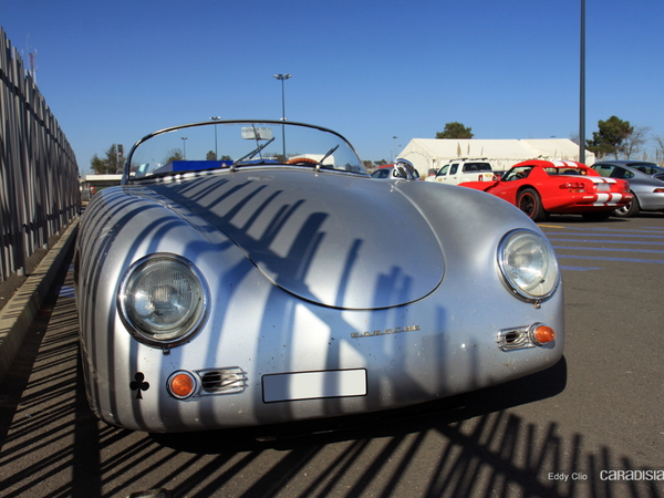 Photos du jour : Porsche 356 Speedster