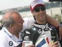Superbike - BMW: Xaus va tout faire pour reprendre le guidon à Imola