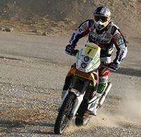 Rallye des Pharaons : Marc Coma s'échappe au classement provisoire