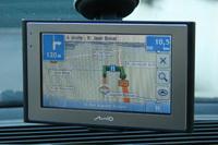 Mio Moov 580 : un écran large pour un prix raisonnable