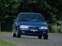 La p'tite sportive du lundi: Citroën ZX 16v.