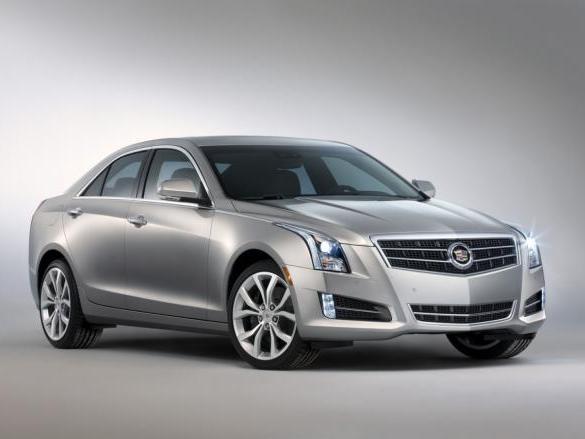 Cadillac prépare une ATS-V de 380 ch