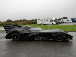 La Batmobile est à vendre aux enchères