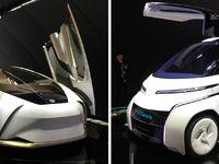 Toyota Concept-I Series : futur intelligent - En direct du salon de Genève 2018