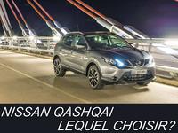 Nissan qashqai lequel choisir - Surmatelas lequel choisir ...