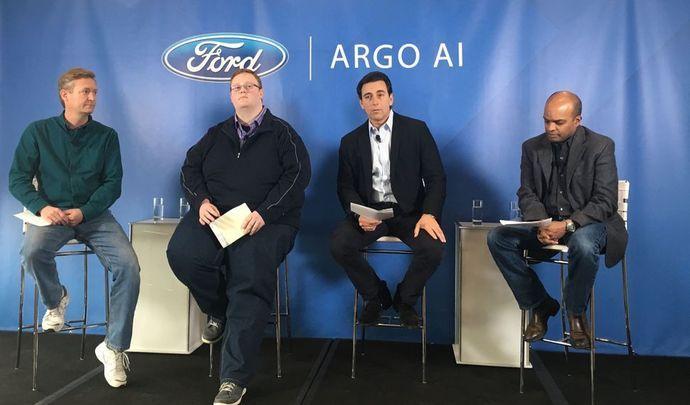 Ford ouvre son portefeuille au profit des voitures autonomes intelligentes