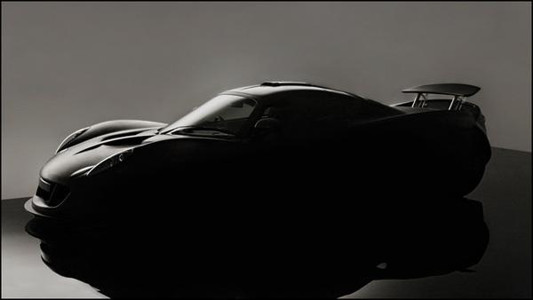 Hennessey Venom GT : elle tease en attendant sa présentation le 30 mars