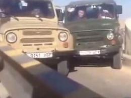 Vidéo : voici l'embouteillage le plus crétin du monde !